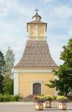 Vecchia chiesa Finlandia Fotografia Stock