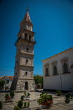Vecchia chiesa greca Immagini Stock