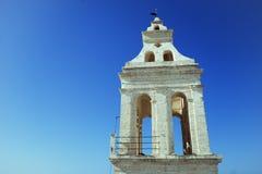 Vecchia chiesa a Kythera Fotografia Stock Libera da Diritti