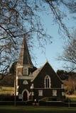 Vecchia chiesa Learmonth victoria Fotografia Stock