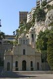 Vecchia chiesa in Monaco Fotografia Stock Libera da Diritti