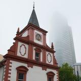Vecchia chiesa nel offenbach Fotografie Stock