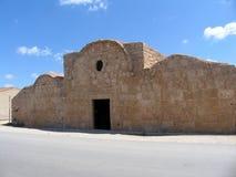 Vecchia chiesa nell'isola della Sardegna, Italia Immagine Stock Libera da Diritti