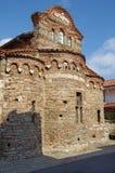 Vecchia chiesa in Nessebar Fotografia Stock