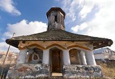 vecchia chiesa ortodossa fotografie stock