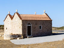 Vecchia chiesa ortodossa Immagine Stock Libera da Diritti
