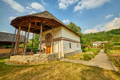 Vecchia chiesa ortodossa Immagini Stock