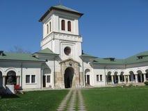 Vecchia chiesa in Romania 4 Fotografie Stock