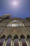 Vecchia chiesa storica 2 immagini stock
