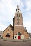 Vecchia chiesa su markt a Wageningen Fotografia Stock Libera da Diritti