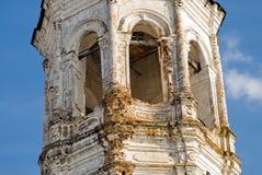 Vecchia chiesa in Tobol'sk. La Russia fotografia stock libera da diritti