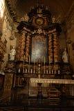 Vecchia chiesa a Torino Immagine Stock