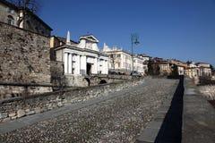 Vecchia città 1 della fortificazione Fotografia Stock Libera da Diritti