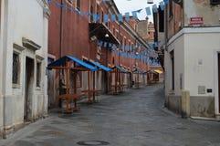 Vecchia città immagini stock