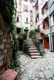 Vecchia città adriatica 10 Fotografia Stock Libera da Diritti