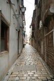 Vecchia città adriatica 15 Fotografia Stock Libera da Diritti