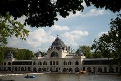 Vecchia città Budapest Ungheria Immagini Stock Libere da Diritti