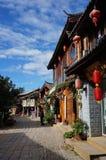 Vecchia città cinese immagini stock