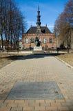 Vecchia città Danzica/Polonia Fotografia Stock Libera da Diritti