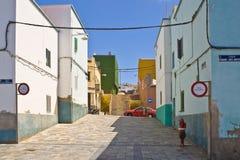 Vecchia città del Las Palmas Immagine Stock Libera da Diritti