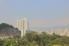vecchia città della città Hong Kong di kowloon Immagini Stock Libere da Diritti