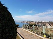 Vecchia città di Antalya Fotografie Stock
