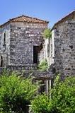 Vecchia città di Budva, Montenegro Fotografie Stock