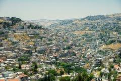 Vecchia città di Gerusalemme Immagini Stock
