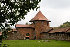 Vecchia città di Kaunas Fotografie Stock Libere da Diritti