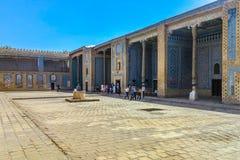 Vecchia città 81 di Khiva immagine stock