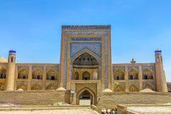 Vecchia città 86 di Khiva fotografie stock libere da diritti