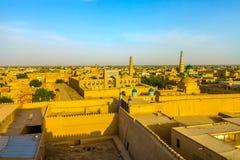 Vecchia città 99 di Khiva immagini stock