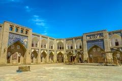 Vecchia città 94 di Khiva fotografie stock