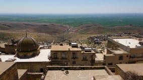 Vecchia città di Mardin Immagini Stock