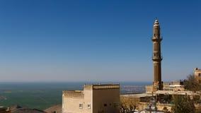Vecchia città di Mardin Immagine Stock