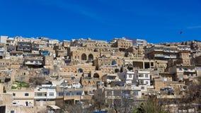 Vecchia città di Mardin Fotografia Stock Libera da Diritti