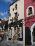 Vecchia città di Mostar Immagine Stock Libera da Diritti
