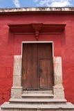 Vecchia città di Oaxaca Immagine Stock Libera da Diritti