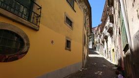 Vecchia città di Oporto Immagini Stock Libere da Diritti