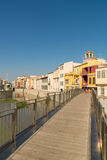 Vecchia città di Orihuela Fotografie Stock Libere da Diritti