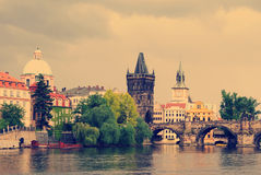 Vecchia città di Praga, Repubblica ceca Immagini Stock Libere da Diritti