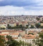 Vecchia città di Prouge Immagine Stock Libera da Diritti