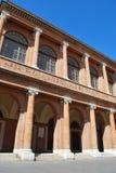 Vecchia città di Rimini Fotografie Stock Libere da Diritti