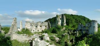 Vecchia città di Samobor Immagine Stock