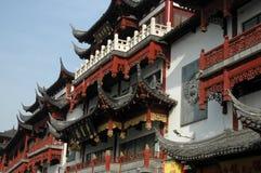 Vecchia città di Schang-Hai Fotografia Stock