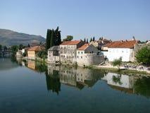 Vecchia città di Trebinje Fotografia Stock Libera da Diritti