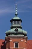 Vecchia città di Varsavia in Polonia Fotografie Stock Libere da Diritti