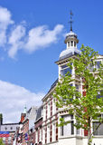 Vecchia città di Venlo Fotografie Stock