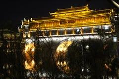 Vecchia città Fenix della Cina Fenghuang fotografia stock