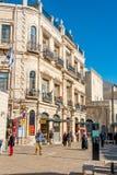 Vecchia città a Gerusalemme Immagini Stock